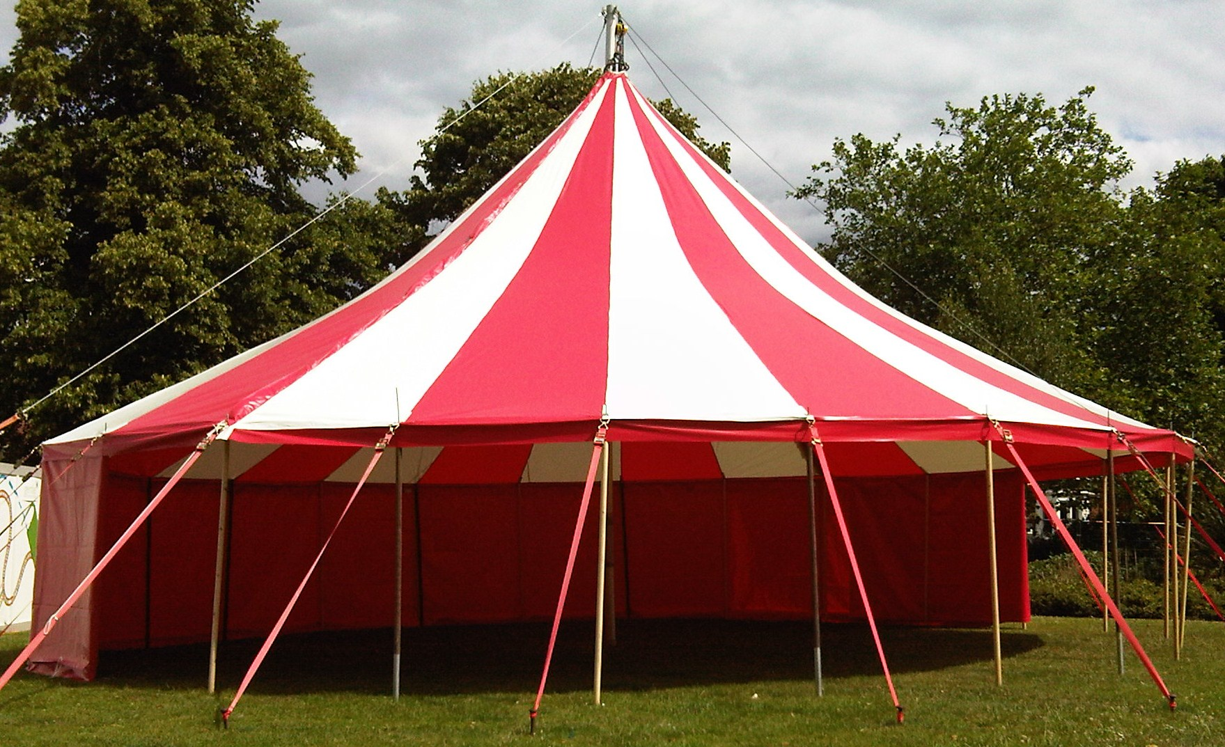 Big top hire circus shows marquee hire & big top hire - circus shows marquee hire